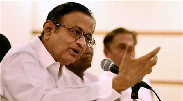 ED raids firms allegedly linked with Chidambaram's son