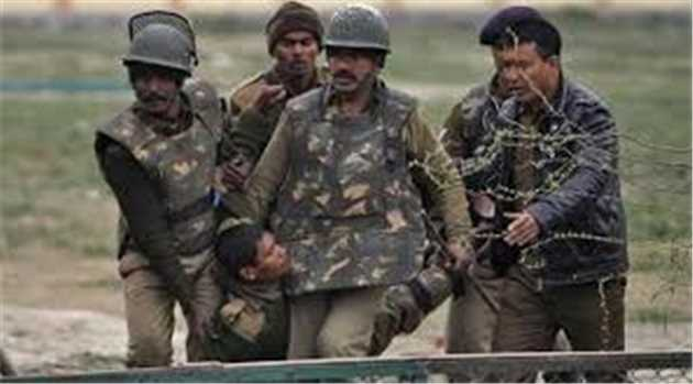 CRPF Jawan Injured in Chhattisgarh Blast