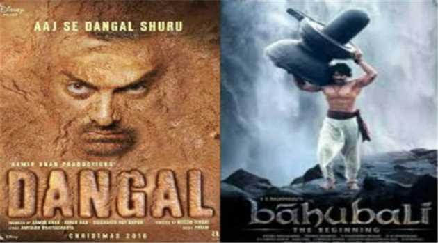 आमिर के दंगल और प्रभाष के बाहुबली 2 के बीच होगी टक्कर