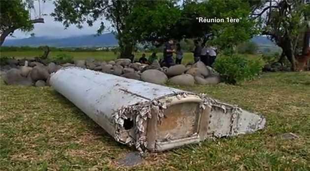US official: Debris in Indian Ocean Belongs to Boeing 777