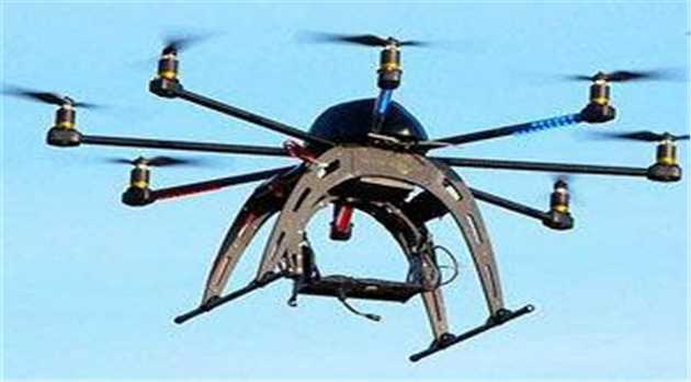 Drones to Control Man-animal Conflict Around Forests