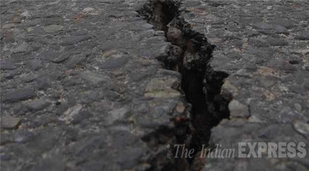 China Says 6.5 Magnitude Earthquake Hits Far Western Region of Xinjiang