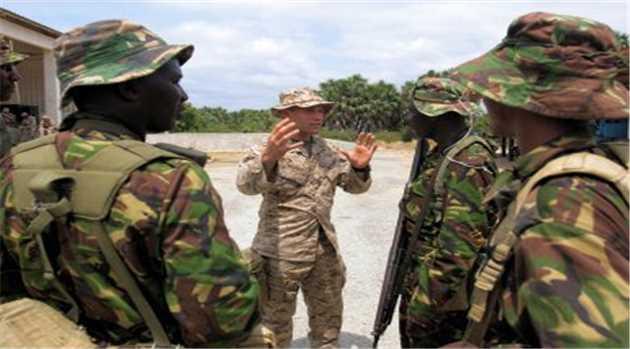 Kenyan army repulses Al Shabaab attack