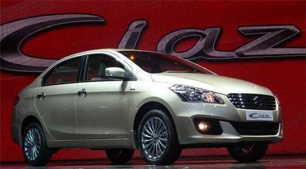 Maruti-Suzuki launches hybrid Ciaz, prices start at Rs. 8.23 lakh