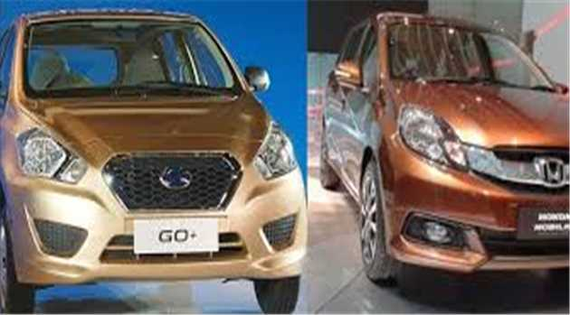 Compare Datsun Go Plus vs. Maruti Suzuki Ertiga: The Battle of MUVs