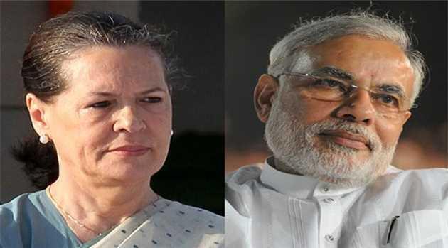 Modi to Meet Sonia to Discuss Tax Reform
