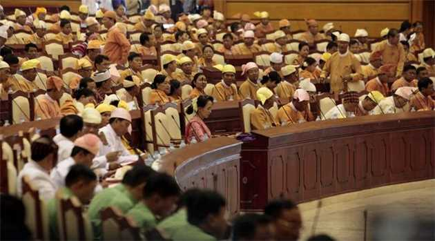 myanmar-house-session-begins