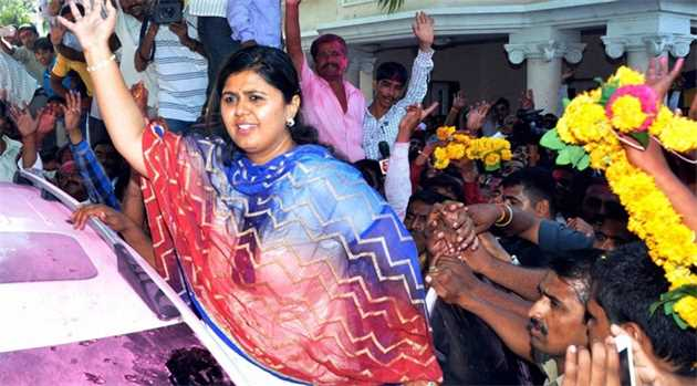 I Will Expose Conspiracy Against Me, Says Pankaja Munde