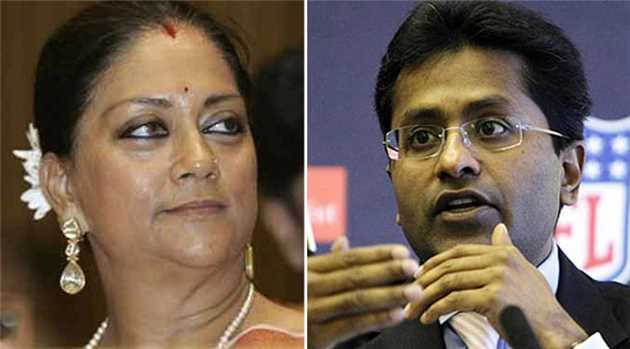 Raje Illegally Occupying Dholpur Palace: Ramesh