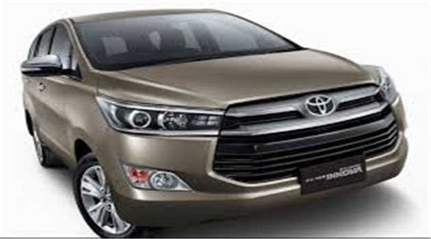 2016 Toyota Innova Launched in India: All You Need to Know