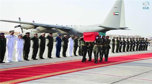 22 UAE soldiers killed during operation 'Restore Hope'
