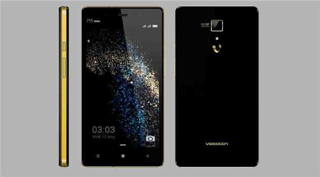 Videocon Launches 'Made-In-India' Smartphone