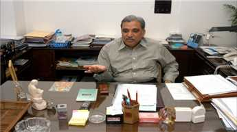 Sunil Arora new information and broadcasting ministry secretary