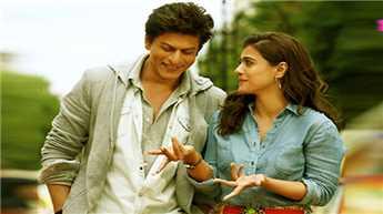 Kajol makes songs look like magic: SRK