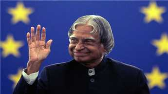 India honours Kalam's wish for no holiday on his death