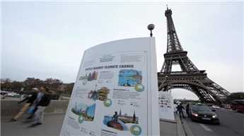Climate Summit to Start in Paris on Monday