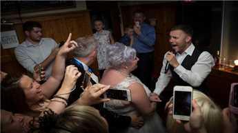 Barlow surprises Take That fan