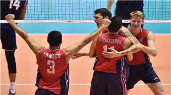 Argentina earn Olympic volleyball berth