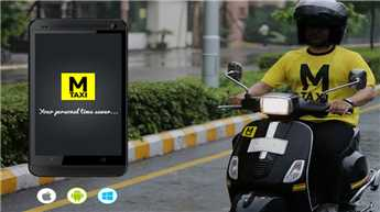 Now, a Two-Wheeler Taxi Service in Gurgaon
