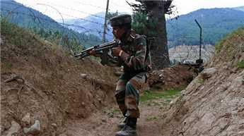 Soldier, guerrilla killed in Kashmir gunfight