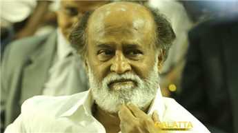 Rajinikanth Donates Rs.10 Lakh For Tamil Nadu Rain-Hit