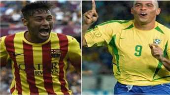 Brazil Great Ronaldo Backs Neymar to Win Ballon d'Or