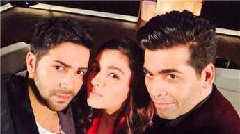 Varun Dhawan, Alia Bhatt to star in 'Shhuddhi': KJo