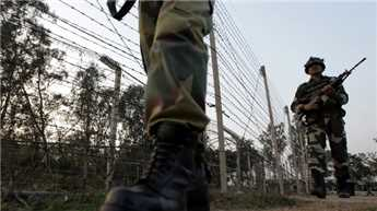 Five guerrillas, soldier killed as army foils infiltration bid on LoC