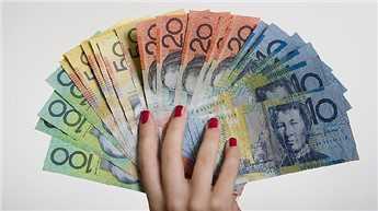 Australian dollar continues to climb