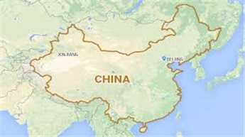 चीन में जहरीली गैस से 10 की मौत
