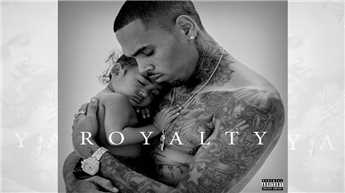 Chris Brown Unveils Tracklist of New Album 'Royalty'
