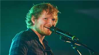 Ed Sheeran Becomes Second Most Streamed Artist