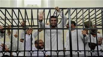 300 Muslim Brotherhood loyalists jailed in Egypt