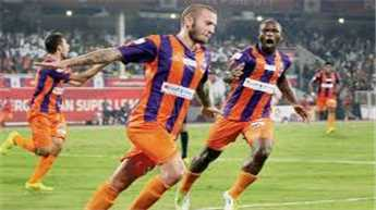 Ralte own goal helps Pune beat North East
