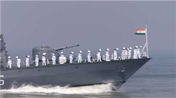 Indian Navy commissions vessel for technical trials