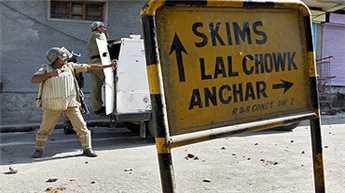 Security up in Kashmir after Punjab attack