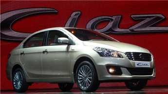 Maruti-Suzuki launches hybrid Ciaz, prices start at Rs. 8.23 lakh