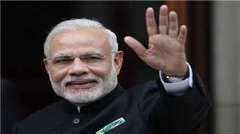 Modi greets nation on first Constitution Day