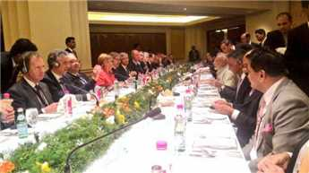 Modi, Merkel sample delectable South Indian fare at Bengaluru lunch