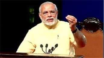 Teachers play big role in students' life: PM Modi
