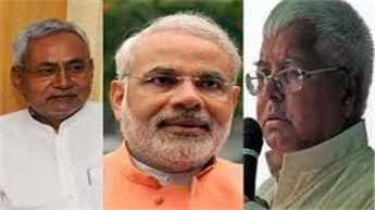 Pan-India campaign on emergency to expose Nitish, Lalu: BJP