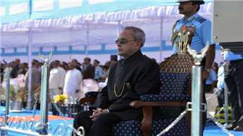 Will Use All Might if Sovereignty Threatened: President Mukherjee