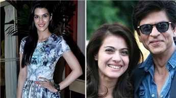 Kriti to start shooting with SRK, Kajol in mid-August