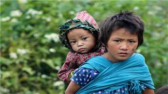 'Shortage of Supplies in Nepal Threatens Children's Life'