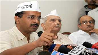 Swaraj Abhiyan Dares Kejriwal for Public Debate on Jan Lokpal Bill