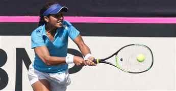 Ankita Raina wins ITF's tournament in Singapore