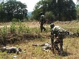 Chhattisgarh: CRPF jawan killed, five injured in Maoist ambush in Dantewada