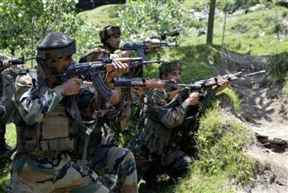 J&K: One terrorist killed in an encounter with security forces in Baramulla district