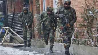 Two unidentified terrorists killed in an encounter in Srinagar