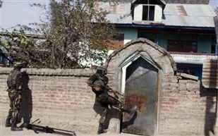 Unidentified terrorist killed in counter terrorist operation in J&K
